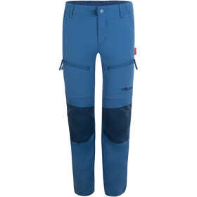 TROLLKIDS Nordfjord Zip Off Pants Kids midnight blue